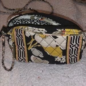 A vera bradley crossbody bag